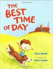 Best Time of Day by Eileen Spinelli